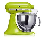 KitchenAid 5KSM150PS Staande mixer 300W Groen