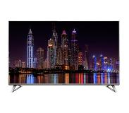 "Panasonic VIERA TX-50DX700E 50"" 4K Ultra HD Smart TV Wi-Fi Musta, Hopea LED-televisio"
