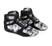 Gorilla wear Perry High Tops Pro - Black/Gray Camo - Maat 40