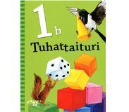 book 9789511208051 Tuhattaituri 1b oppikirja (sis. Tuhattaituri-kuoren)