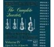 cd String Quartets, Vol. Iv