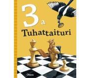 book 9789511217282 Tuhattaituri 3a oppikirja (sis. Tuhattaituri-kuoren)