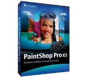 Corel PaintShop Pro X5, Win, CRP, 1Y Mnt, 251-500u, ML