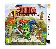 Games Nintendo - The Legend of Zelda: Tri Force Heroes Basis Nintendo 3DS Engels