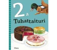 book 9789511208068 Tuhattaituri 2a oppikirja (sis. Tuhattaituri-kuoren)