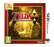 Games Nintendo - The Legend of Zelda: A Link Between Worlds Basis Nintendo 3DS Engels