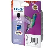 Epson inktpatroon Black T0801 Claria Photographic Ink