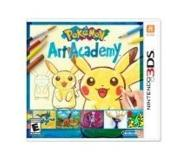 Games Nintendo - Pokémon Art Academy, 3DS Basis Nintendo 3DS