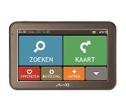 "MIO 5"" GPS 44 Landen Life Time Map Updates Bluetooth"