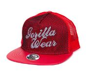 Gorilla wear Mesh Cap - Red