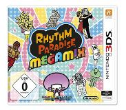 Games Nintendo - Rhythm Heaven Megamix, 3DS Basis Nintendo 3DS Duits video-game