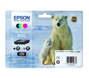 Epson Multipack 4-colours 26XL Claria Premium Ink