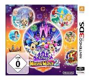 Games Nintendo - Disney Magical World 2 Basis Nintendo 3DS Duits video-game