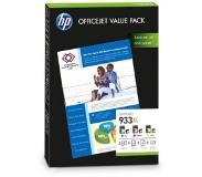 HP 933XL Officejet Value Pack