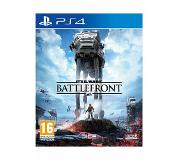 Games Star Wars: Battlefront (PS4)
