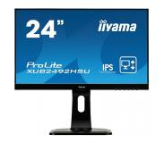 "Iiyama ProLite XUB2492HSU-B1 23.8"" Full HD IPS Zwart LED display"