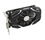 MSI GeForce GTX 1050 2G OC 2GB GDDR5