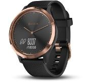 Garmin Vivomove HR Touchscreen Bluetooth 64 x 128Pixels Zwart, Rose Gold sport horloge