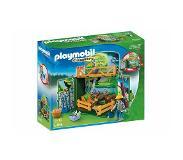 Playmobil Les Nouveaux Héros - Wasabi - Figurine Articulée 15 Cm