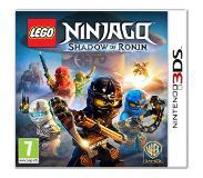 Games Toiminta - LEGO Ninjago: Shadow of Ronin (Nintendo 3DS)