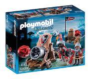 Playmobil Knights 6038 Chevaliers de l`Aigle avec canon géant