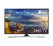 "Samsung UE55MU6120WXXN 55"" 4K Ultra HD Smart TV Wi-Fi Zwart LED TV"