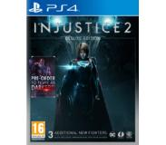 Warner Bros Games Injustice 2 Deluxe Edition PS4