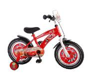 E&L Cycles Volare Disney Cars jongensfiets - 14 inch - rood