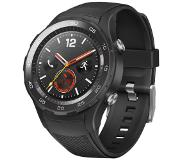 "Huawei Watch 2 1.2"" AMOLED GPS Cellulair Zwart smartwatch"