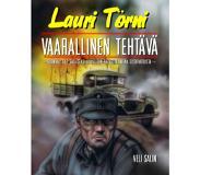 book 9789525767209 Lauri Törni - Vaarallinen tehtävä