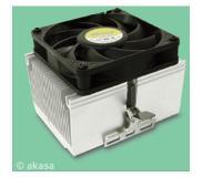 Akasa AK-786 AMD Cooler Active