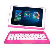 Kurio Smart 32GB Roze, Wit tablet
