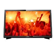 Philips 4000 series Ultraslanke LED-TV 24PHS4031/12 LED TV