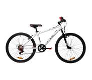 B'twin Kindermountainbike 24 inch, 8-12 jaar, Rockrider 100