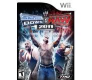 Urheilu: THQ - Wwe Smackdown Vs Raw 2011 Nintendo Wii (Wii)
