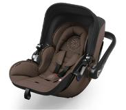 Kiddy Autostoel/Reiswieg Evolution Pro 2 Nougat brown