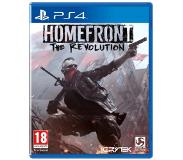 Games Toiminta - Homefront: The revolution (Playstation 4)