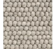 Hay Peas vloerkleed 80 x 140 soft grey