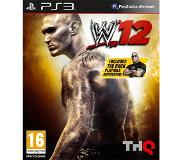 Pelit: THQ - WWE Smackdown vs Raw 2012, PS3