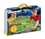 Playmobil - 6857 voetbalstadion - dxbxh: 1x1x1cm