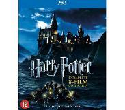 Avontuur Avontuur - Harry Potter  Complete 8Film Collection (Bluray) (BLURAY)
