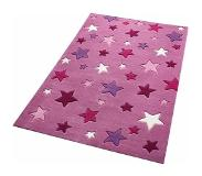 Smart Kids Kindervloerkleed, »Simple Stars«, handgetuft