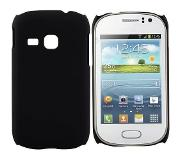 Carryme Zwart hardcase hoesje Samsung Galaxy Young