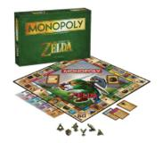 Winning moves Monopoly: The Legend of Zelda Monopol