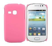 Carryme Roze hardcase hoesje Samsung Galaxy Young
