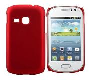 Carryme Rood hardcase hoesje Samsung Galaxy Young