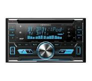 Kenwood DPX-7000DAB 200W Bluetooth Zwart autoradio