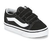 Vans OLD SKOOL V sneakers kind Zwart 24