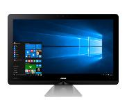 "Asus Zen AiO ZN241ICGT-RA036T 2.50GHz i5-7200U 23.8"" 1920 x 1080pixels Écran tactile Gris PC All-in-One"