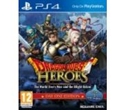 Games Square Enix - Dragon Quest Heroes: The World Tree's Woe and the Blight Below Day One Edition, PS4